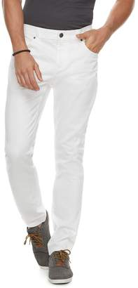 Marc Anthony Men's Luxury Slim-Fit Straight Stretch Denim Pants