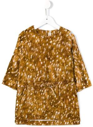 Anne Kurris 'Ann' velvet bambi dress
