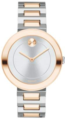 Movado Bold Refined Bracelet Watch, 34mm