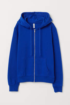 H&M Hooded Jacket - Blue
