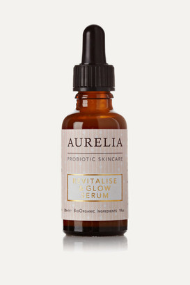Aurelia Probiotic Skincare Revitalize & Glow Serum, 30ml