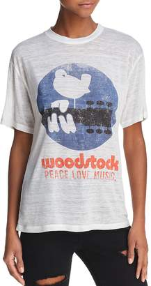 Daydreamer Woodstock Poster Graphic Tee