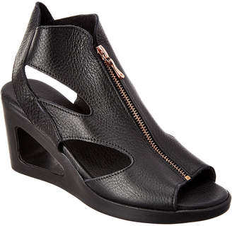 Arche Vahiro Leather Wedge Sandal