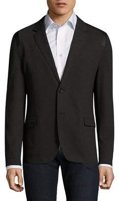 Hugo Boss Alton Slim-fit Button-front Blazer