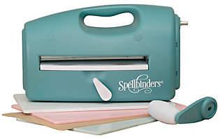 Spellbinders Teal Grand Calibur Cut & Embossing