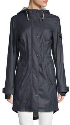 1 Madison Hooded Rain Anorak