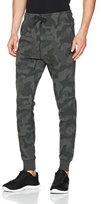 Jack and Jones Tech Men's Jjtnordic AOP Sweat Pants Sports Trousers,(Manufacturer Size: Large)