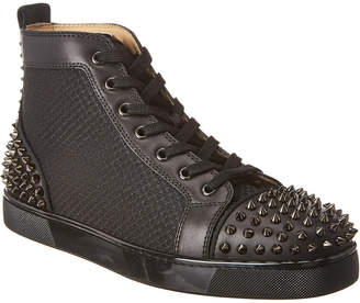 wholesale dealer b7c79 d1cab Christian Louboutin Black Men's Sneakers | over 100 ...
