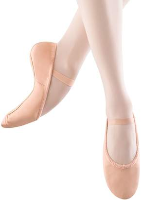Bloch Leo Dance Women's Dansoft Full Sole Leather Ballet Slipper/Shoe, 7 B US