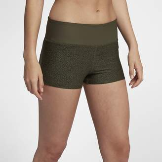 "Hurley Surf Cheetah Women's 2"" Surf Shorts"