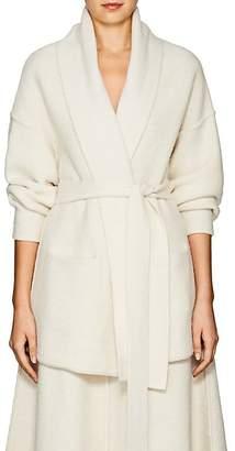 Co Women's Alpaca-Wool Belted Cardigan
