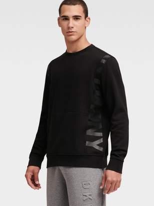 DKNY Side-Logo Sweatshirt
