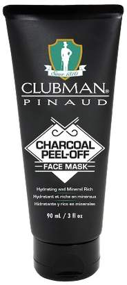 Clubman Charcoal Peel-Off Face Mask - 3 fl oz