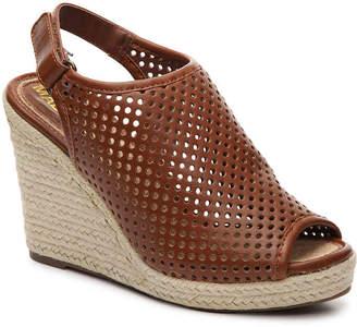 Madeline Minimal Espadrille Wedge Sandal - Women's