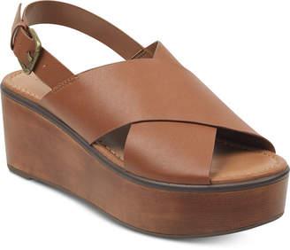 Indigo Rd Irfayina Platform Wedge Sandals Women Shoes