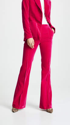 Pallas Digital Flared Trousers