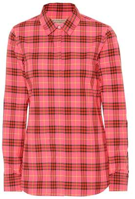 Burberry Crow Check cotton shirt