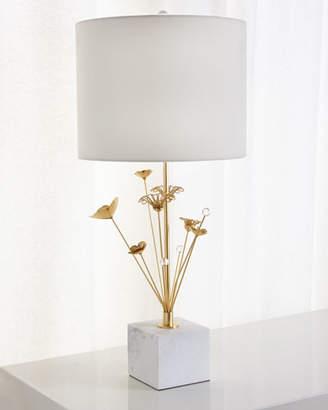 Kate Spade Keaton Bouquet Table Lamp
