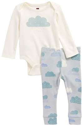 Tea Collection Bodysuit & Pants Set