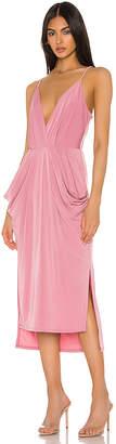 BCBGeneration Drape Pocket Dress