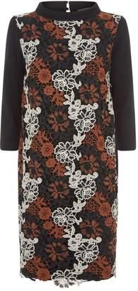 D-Exterior D.Exterior Floral Lace Dress