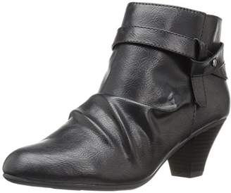 LifeStride Women's Georgette Ankle Bootie $20.51 thestylecure.com