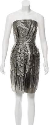 Philosophy di Alberta Ferretti Sleeveless Mini Dress w/ Tags