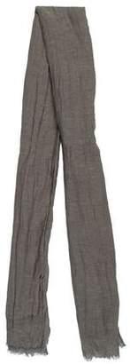 John Varvatos Woven Knitted Scarf