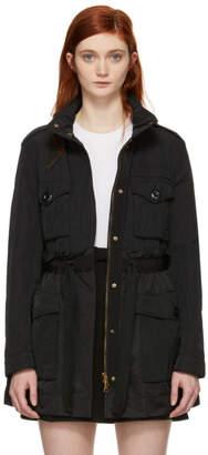 Moncler Black Rhodonite Jacket