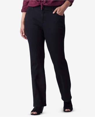 Lee Platinum Plus & Petite Plus Size Bootcut Jeans