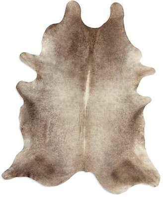 Saddlemans Sand Natural Cowhide Rug