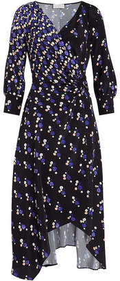 Peter Pilotto Printed Silk Dress