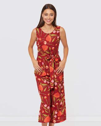 4fc8b086bc Red Linen Pants - ShopStyle Australia