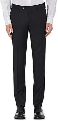 Pt01 Men's Wool Twill Super-Slim Trousers