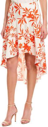 The Jetset Diaries Tiare High-Low Skirt