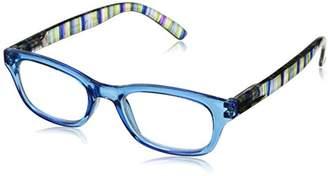 Breed Peepers Unisex-Adult Rare 258225 Rectangular Reading Glasses
