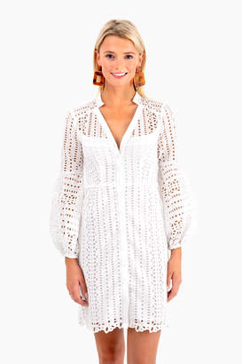 Nanette Lepore Harper Eyelet Dress