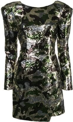 Dundas sequin embellished dress