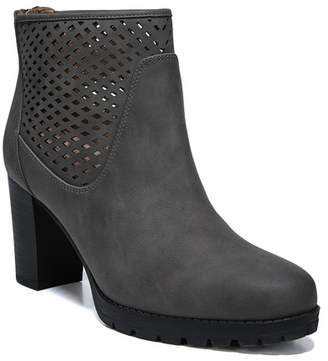 Naturalizer Nelly Laser-Cut Bootie - Wide Width Available
