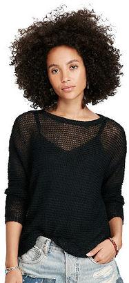 Ralph Lauren Denim & Supply Linen Crewneck Sweater $98 thestylecure.com