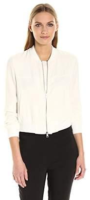 Theory Women's Daryette B Elevate Crepe Jacket