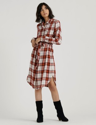 Lucky Brand Tricia Western Dress