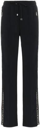 Dolce & Gabbana side logo track pants