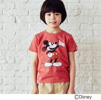 3can4on (サンカンシオン) - 3can4on(Kids) [ディズニー]半袖Tシャツ
