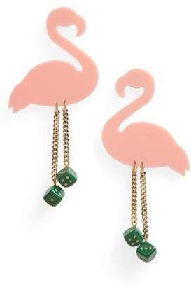 Melody Ehsani Pink Lady Earrings