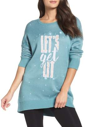 Honeydew Intimates LED Light-Up Sweater