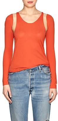Helmut Lang Women's Knit Cotton Top