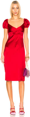 Alexis Cadiz Dress in Red | FWRD