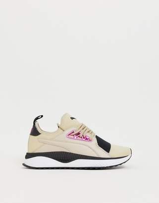 22e6de2293f Puma Beige Shoes For Women - ShopStyle UK