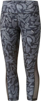 ALL EYES ON ME MESH Women's 3/4 Training Tights